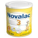 Novalac 3 Croissance lait en poudre 800g à DURMENACH