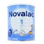 Novalac 1 Lait poudre 800g à DURMENACH