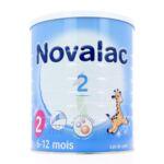 Novalac 2 Lait en poudre 800g à DURMENACH