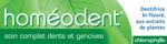 Acheter Boiron Homéodent Soin Complet Dents et Gencives Pâte Dentifrice Chlorophylle 2T/75ml à DURMENACH