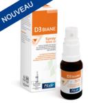 Pileje D3 Biane Spray 1000 Ui - Vitamine D Flacon Spray 20ml à DURMENACH