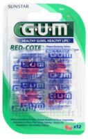 GUM REVELATEUR RED - COTE, bt 12 à DURMENACH