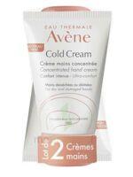 Avène Eau Thermale Cold Cream Duo Crème Mains 2x50ml à DURMENACH