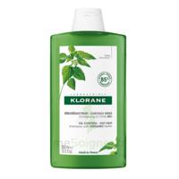 Klorane Ortie Shampooing Séboréducteur Cheveux Gras 400ml à DURMENACH