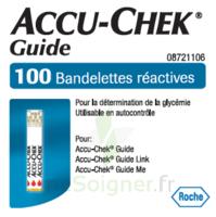 Accu-chek Guide Bandelettes 2 X 50 Bandelettes à DURMENACH