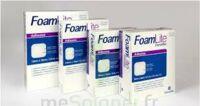 FOAM LITE CONVATEC Pansement hydrocellulaire adhésif stérile 10x10cm B/10 à DURMENACH