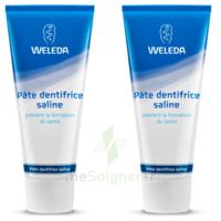 Weleda Duo Pâte Dentifrice Saline 150ml à DURMENACH