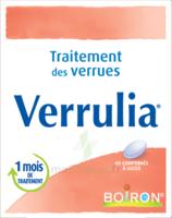 Boiron Verrulia Comprimés à DURMENACH