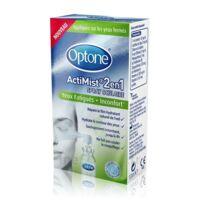 Optone Actimist Spray Oculaire Yeux Fatigués + Inconfort Fl/10ml à DURMENACH