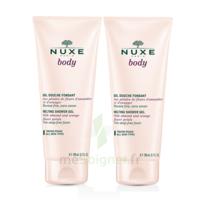 Nuxe Body Duo Gels Douche Fondants 200ml à DURMENACH