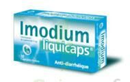 IMODIUMLIQUICAPS 2 mg, capsule molle à DURMENACH