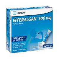 Efferalgan 500 Mg Glé En Sachet Sach/16 à DURMENACH