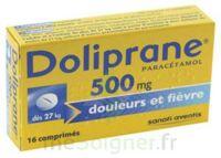 Doliprane 500 Mg Comprimés 2plq/8 (16) à DURMENACH