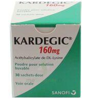 Kardegic 160 Mg, Poudre Pour Solution Buvable En Sachet à DURMENACH