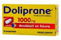 DOLIPRANE 1000 mg Comprimés Plq/8 à DURMENACH