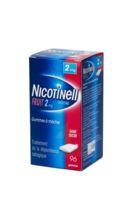Nicotinell Menthe Fraicheur 2 Mg Sans Sucre, Gomme à Mâcher Médicamenteuse 8plq/12 (96) à DURMENACH