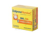 DOLIPRANEVITAMINEC 500 mg/150 mg, comprimé effervescent à DURMENACH