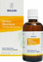 ARNICA MONTANA TEINTURE MERE WELEDA, solution pour application cutanée à DURMENACH