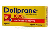DOLIPRANE 1000 mg Gélules Plq/8 à DURMENACH