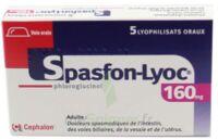 Spasfon Lyoc 160 Mg, Lyophilisat Oral à DURMENACH