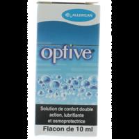 OPTIVE, fl 10 ml à DURMENACH