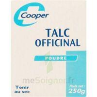 COOPER TALC, bt 250 g à DURMENACH