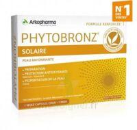 Phytobronz Solaire Caps Tous Types De Peaux 2b/30 à DURMENACH