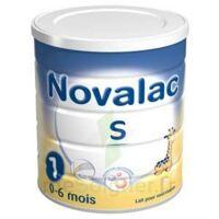 Novalac S 1 Lait en poudre 800g à DURMENACH