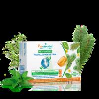 Puressentiel Respiratoire Pastilles Respiratoire Gorge Menthe-Pin - 18 pastilles à DURMENACH