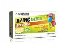 Azinc Energie Booster Comprimés effervescents dès 15 ans B/20 à DURMENACH