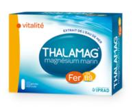 Thalamag Fer B9 Vitalité 60 gélules à DURMENACH