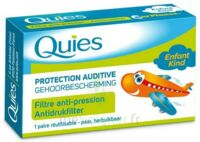 QUIES EARPLANES, paire à DURMENACH