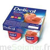 DELICAL NUTRA'POTE DESSERT AUX FRUITS, 200 g x 4 à DURMENACH