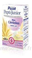 Picot Pepti-Junior - Mes 1ères céréales sans lait - Vanille à DURMENACH
