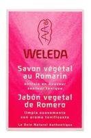 Weleda Savon Végétal au Romarin 100 g à DURMENACH