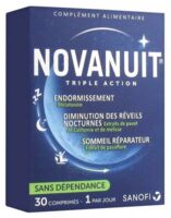 Novanuit Triple Action B/30 à DURMENACH