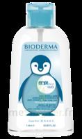 Abcderm H2o Solution Sans Rinçage Nettoyante Bébé Fl Pompe/1l à DURMENACH