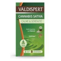 Valdispert Cannabis Sativa Caps Liquide B/24 à DURMENACH