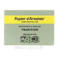 Papier D'arménie Traditionnel Feuille Triple à DURMENACH