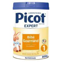 Picot Bébé Gourmand 1 Lait En Poudre B/800g à DURMENACH