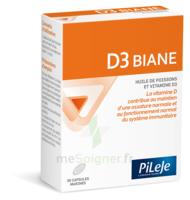 Pileje D3 Biane Capsules 200 Ui - Vitamine D 30 Capsules à DURMENACH