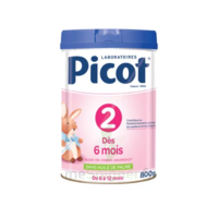 Picot Standard 2 Lait en poudre B/800g à DURMENACH