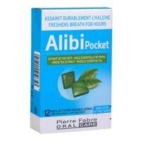 Pierre Fabre Oral Care Alibi Pocket 12 Pastilles à DURMENACH