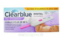 TEST D'OVULATION DIGITAL CLEARBLUE x 10 à DURMENACH