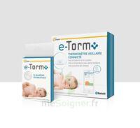 E-TORM Thermomètre axillaire connecté à DURMENACH