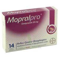 MOPRALPRO 20 mg Cpr gastro-rés Film/14 à DURMENACH