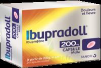 IBUPRADOLL 200 mg, capsule molle à DURMENACH
