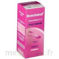 BRONCHOKOD ENFANTS 2 POUR CENT, sirop à DURMENACH
