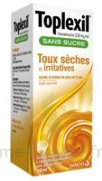 TOPLEXIL 0,33 mg/ml sans sucre solution buvable 150ml à DURMENACH