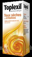 TOPLEXIL 0,33 mg/ml, sirop 150ml à DURMENACH